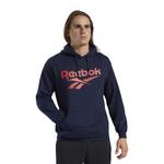 Reebok Logo Pullover Hoodie - Men's