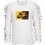 Nike AM + Dual Block Long Sleeve T-Shirt - Men's