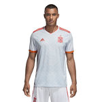 adidas Spain Climalite Replica Jersey - Men's