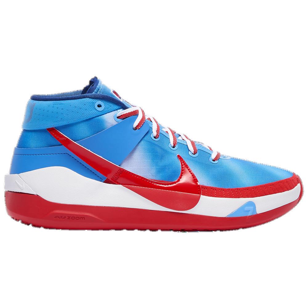 Nike KD 13 - Boys Grade School / Univ Red/Univ Blue/White