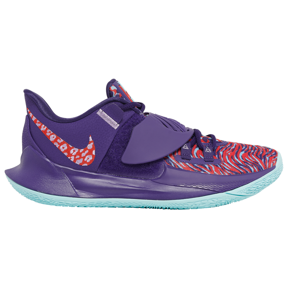 Nike Kyrie Low 3 - Mens / Kyrie Irving | New Orchid/Chile Red/Glacier Ice