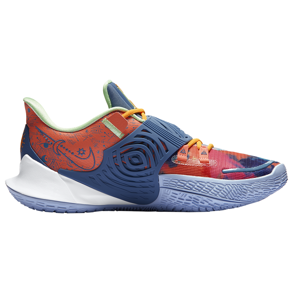 Nike Kyrie Low 3 - Boys Grade School / Kyrie Irving | Atomic Pink/Stone Blue