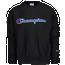 Champion Reverse Weave Graphic Fleece Crew - Men's