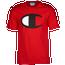 Champion Big Logo Vertical Script T-Shirt - Men's