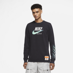 Nike Wash Drip L/S T-Shirt - Men's