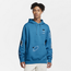 Nike Laser Blue Club Hoodie - Men's