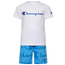 Champion Giant Script Short Set - Boys' Toddler