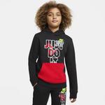 Nike Mixed Branding Hoodie - Boys' Grade School