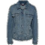 Tommy Hilfiger JNS Denim Oversized Jacket - Women's