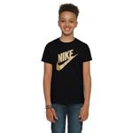 Nike NSW Metallic T-Shirt - Boys' Grade School