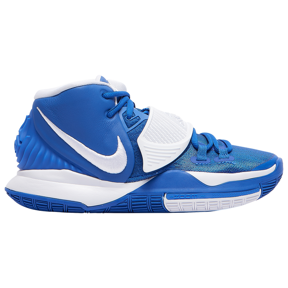Nike Kyrie 6 - Boys Grade School / Kyrie Irving | Game Royal/White/White