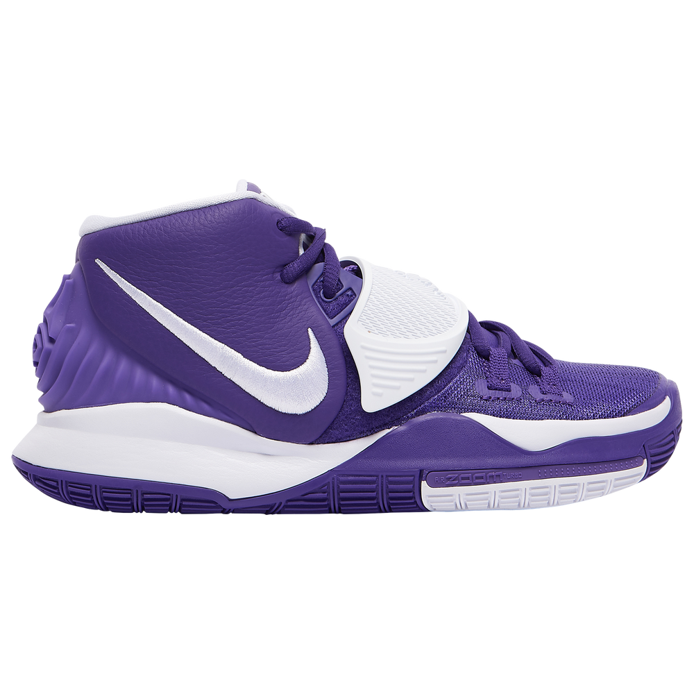 Nike Kyrie 6 - Boys Grade School / Kyrie Irving | Field Purple/White/White