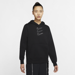 Nike NSW Fleece Hoodie RStone - Women's