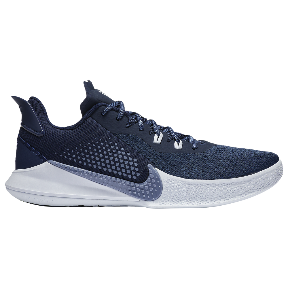 Nike Mamba Fury - Boys Grade School / Kobe Bryant | Midnight Navy/Ashen Slate/White