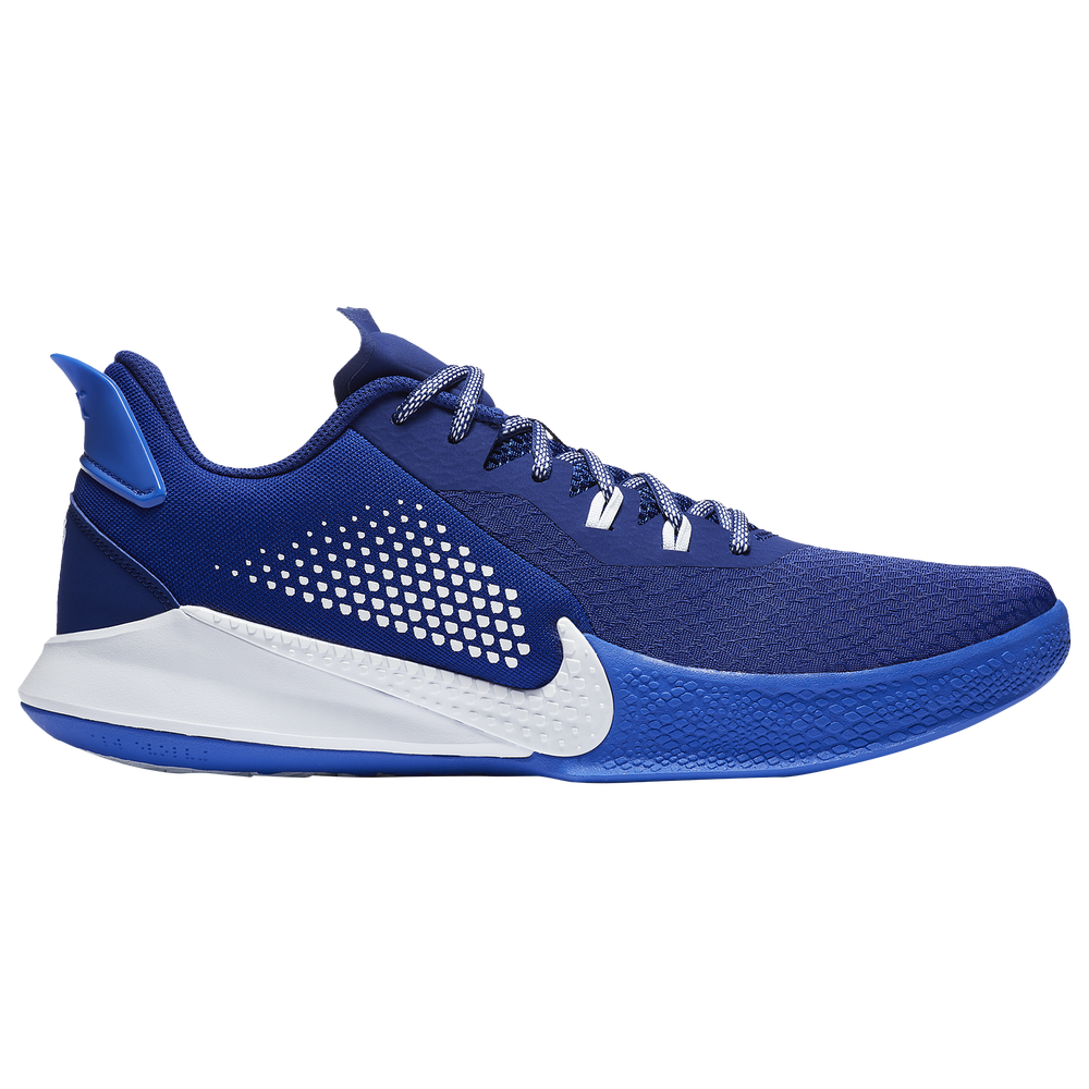 Nike Mamba Fury - Boys Grade School / Kobe Bryant | Deep Royal Blue/White/Hyper Royal