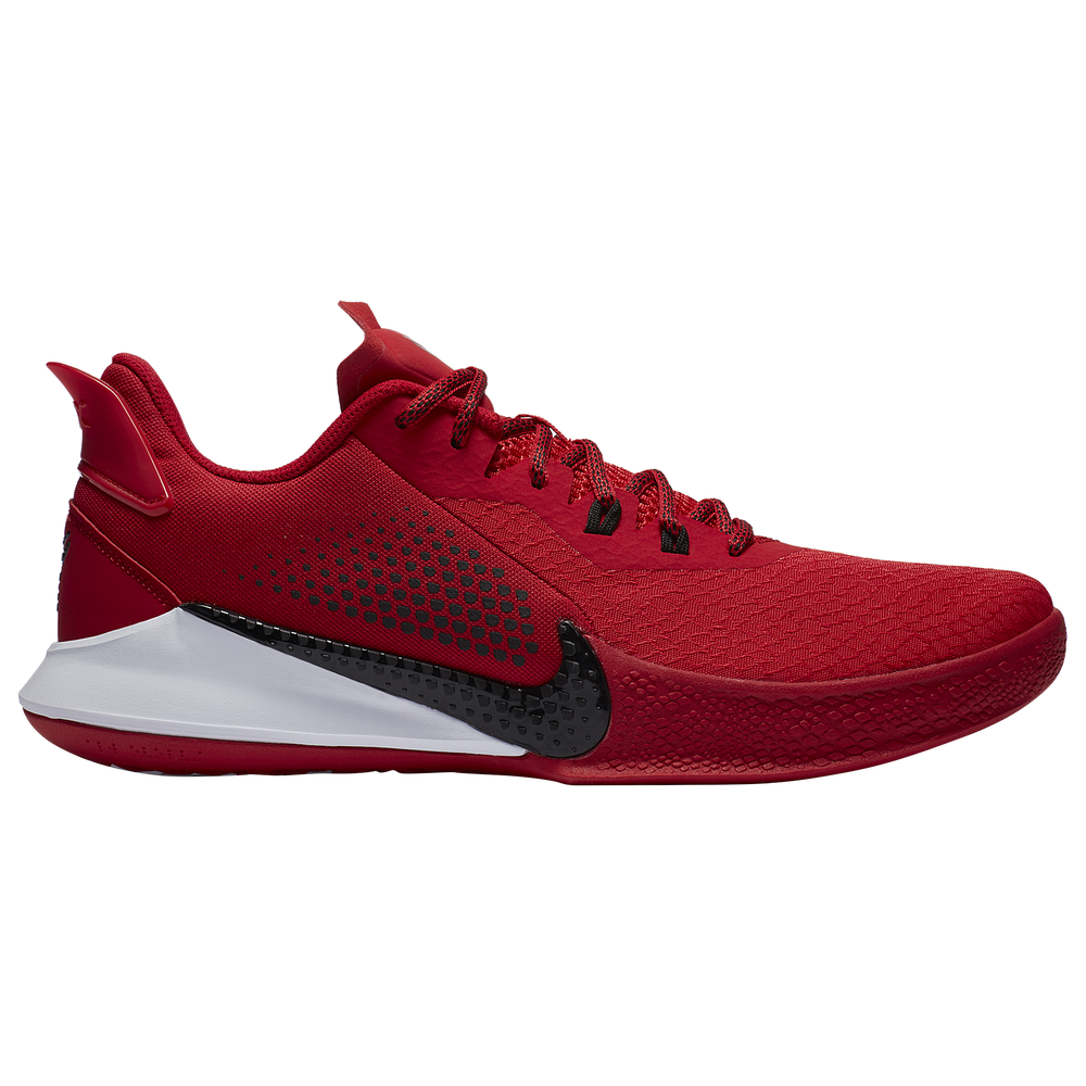 Nike Mamba Fury - Boys Grade School / Kobe Bryant | University Red/Black/Gym Red