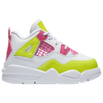 Jordan Retro 4 - Girls' Toddler