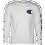 Champion Graphic Long Sleeve T-Shirt - Men's