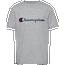 Champion Logo T-Shirt - Grade School
