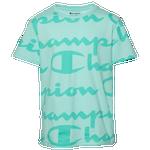 Champion Script T-Shirt - Boys' Grade School