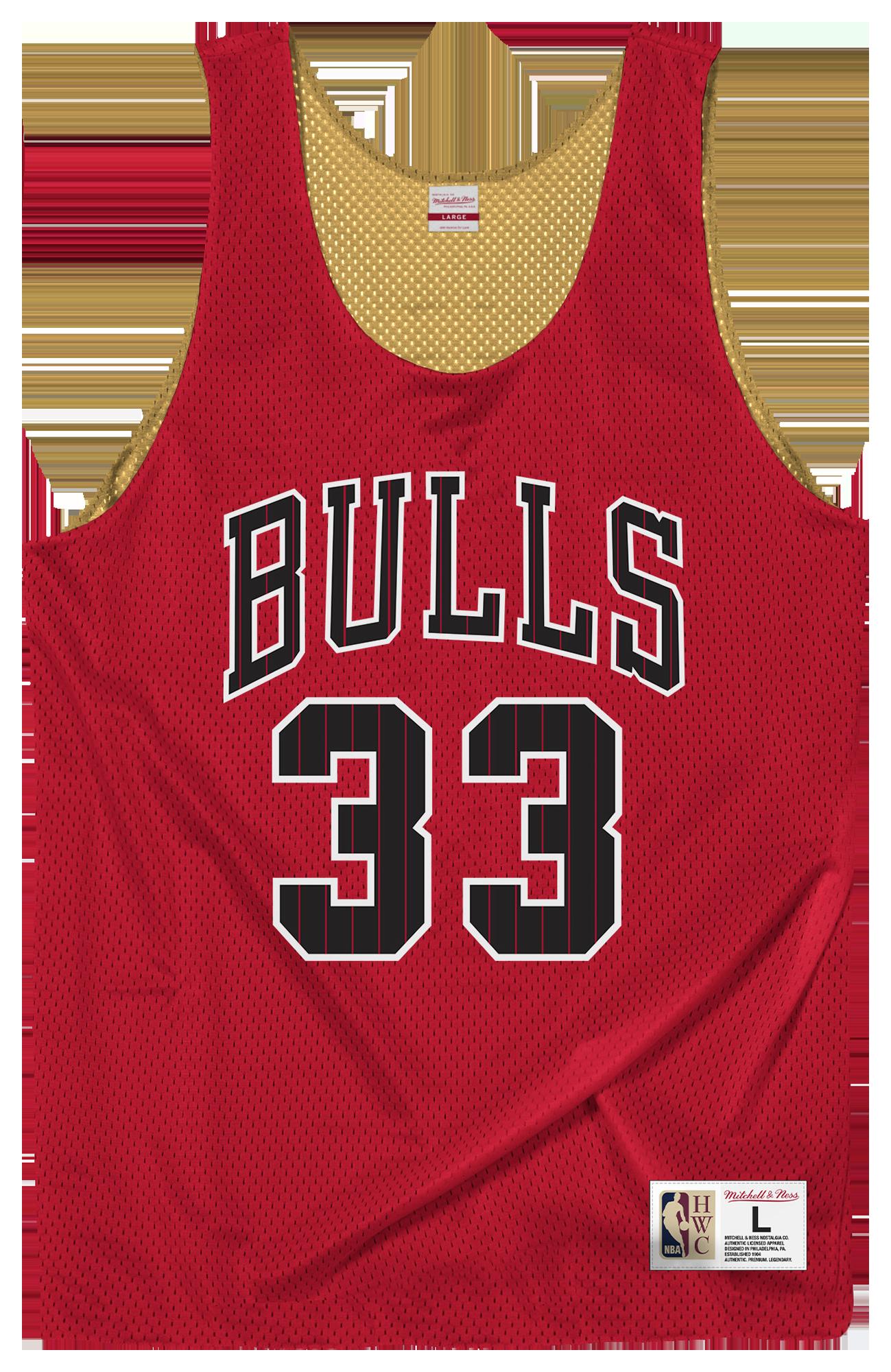 THDR Fashion Sportswear Short de basketball pour homme Chicago Bulls 2019//20 Basketball uniforme r/étro Swingman Jersey brod/é Short Rouge
