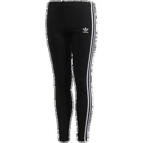d7d9b62f1520c adidas Originals 3 Stripes Leggings - Girls' Grade School