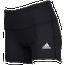 "adidas Team Climalite Techfit 4"" Shorts - Girls' Grade School"