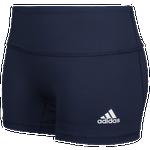 "adidas Team Climalite Techfit 4"" Shorts - Women's"