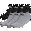 adidas Originals Trefoil Cushioned No Show 6-Pack - Men's