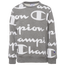 Champion Heritage Big Script Fleece Crew - Boys' Grade School