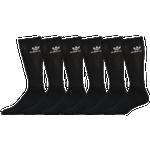 adidas Originals Trefoil 6-Pack Crew Socks - Men's