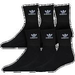 adidas Originals Trefoil 6-Pack Quarter Socks - Men's