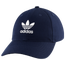 adidas Originals Washed Relaxed Strapback - Men's