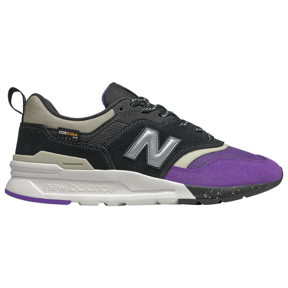 New Balance 997H - Mens / Black/Purple
