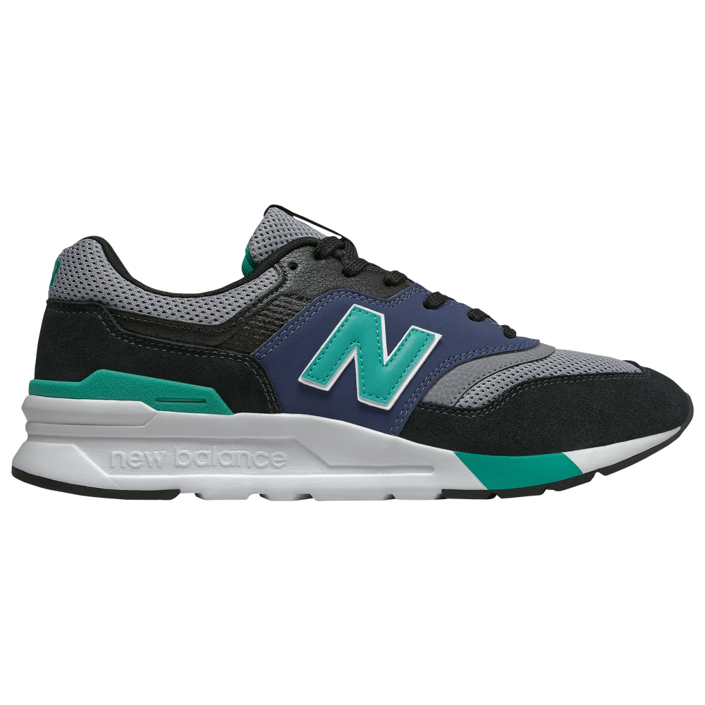 New Balance 997H - Mens / Black/Green/Navy