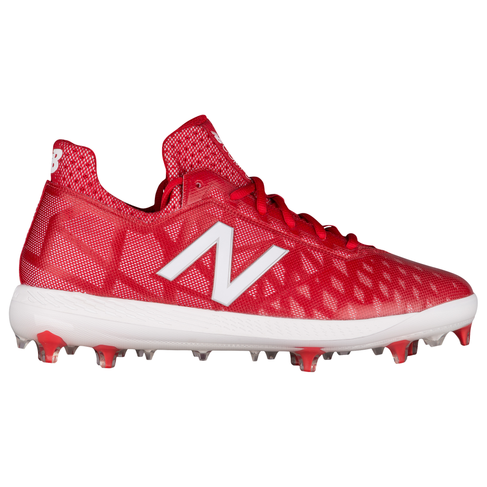 New Balance COMPV1 TPU Low - Mens / Red/White