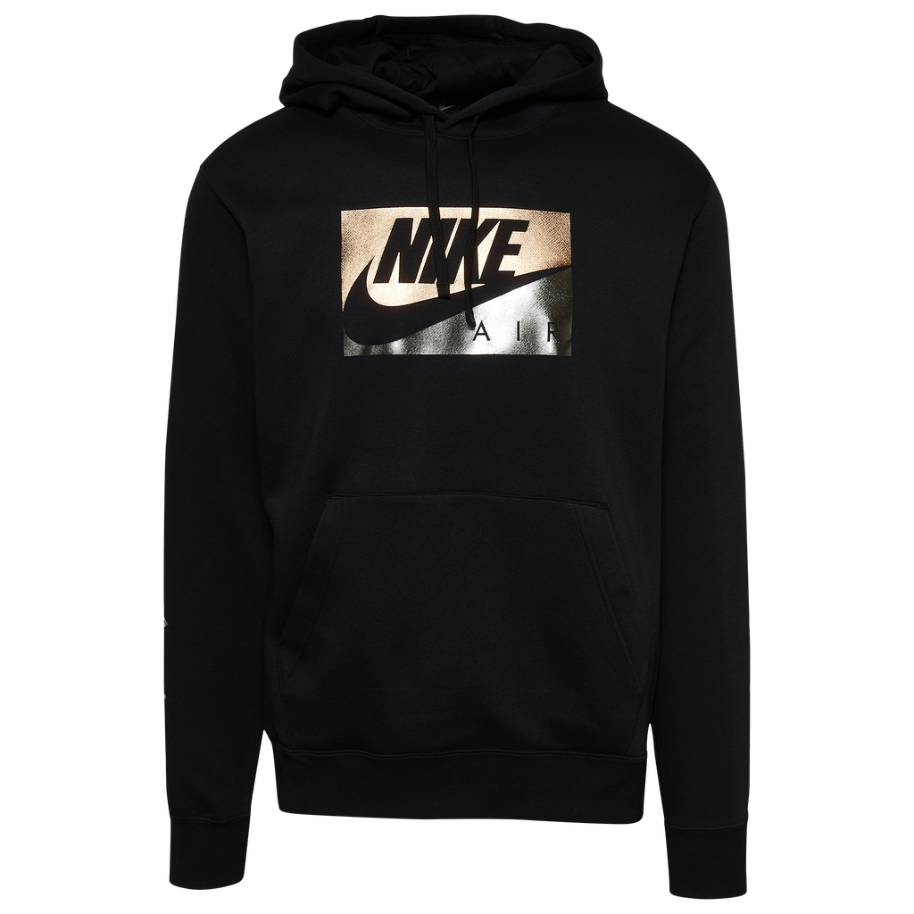 Nike Metallic Boxed Air Hoodie by Nike