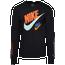 Nike 2 Futura Long Sleeve T-Shirt - Men's