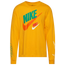 Nike 2 Futura Long Sleeve T-Shirt - Men's