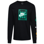 Nike Day Of The Dead Long Sleeve T-Shirt - Men's