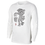 Nike Basketball Culture L/S T-Shirt - Men's