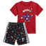 adidas Happy Trefoil Short Set - Boys' Infant