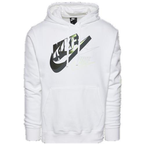 Nike MENS NIKE FUTURA MASH PULLOVER HOODIE