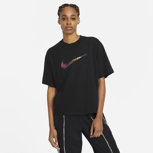 Nike Cottons WOMENS NIKE NSW BOXY AMX T-SHIRT