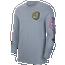 Jordan Sticker Long Sleeve T-Shirt - Men's