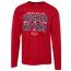Majestic MLB Iconic Local Team Logo L/S T-Shirt - Men's