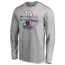 Majestic MLB League Champ Locker Room LS T-Shirt - Men's