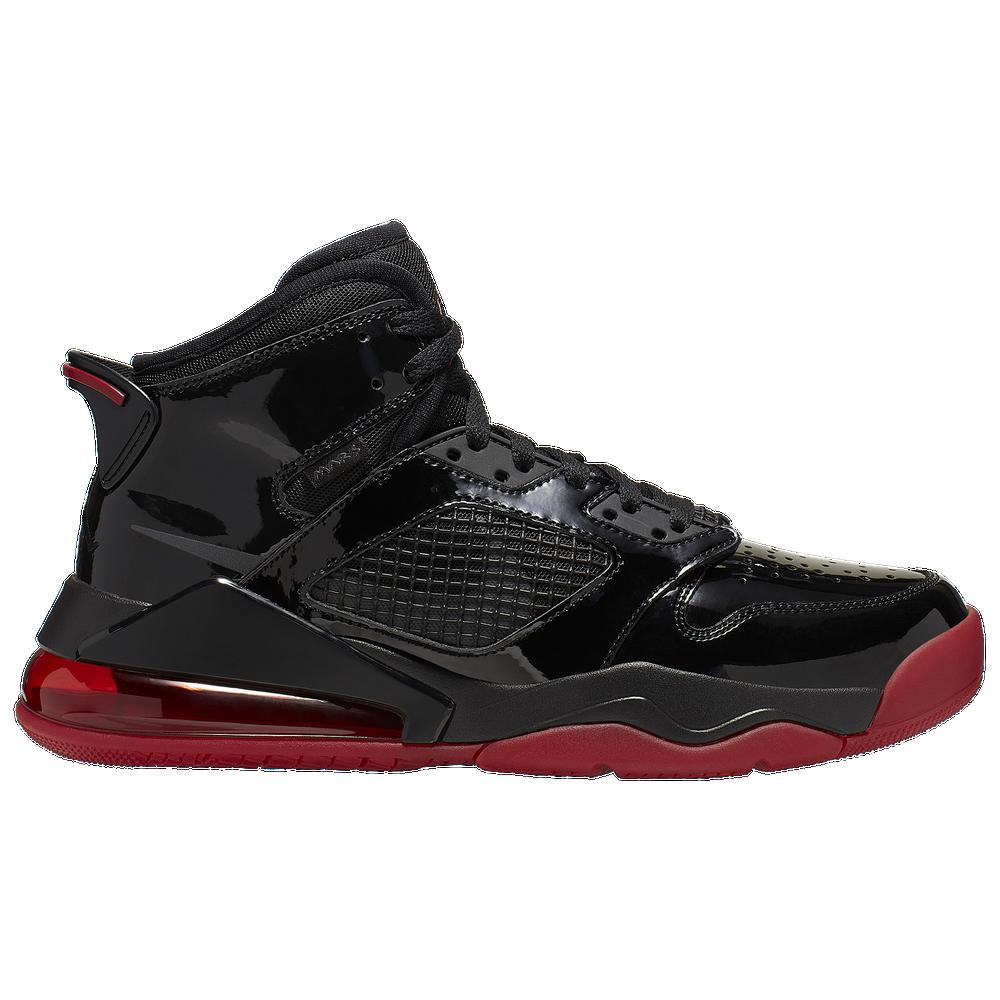 Jordan Mars 270 - Mens / Black/Anthracite/Gym Red