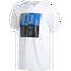 adidas Harden Big Logo T-Shirt - Men's