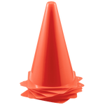"Korney Boards Aides Team 9"" Orange Cones"